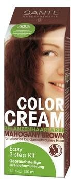 Color Cream braun mahagoni