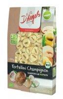 Tortellini Champignon, vegan
