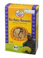 Baby Bananen getrocknet