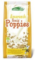 Amaranth-Honig-Poppies