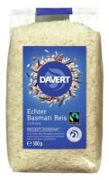 Basmati-Reis weiß