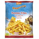 Backofen Pommes TK
