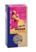 Ingwer-Zitronentee