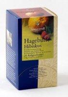 Hagebute-Hibiskus Tee