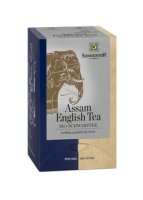 Assam English Tea Schwarztee bio 30,6 g, Doppelkam