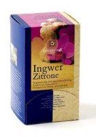 Ingwer-Zitronen Tee